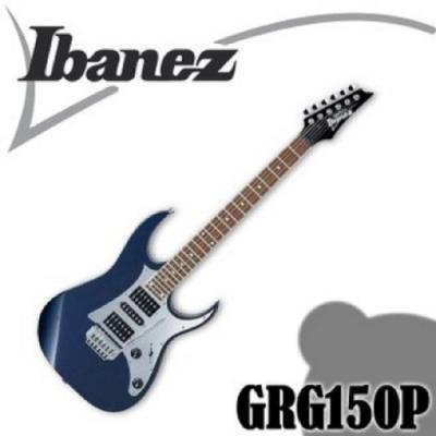 Ibanez GRG150P 小搖座電吉他 進階首選/公司貨保固/藍色