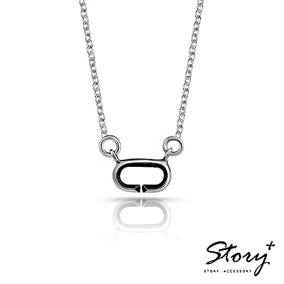 STORY故事銀飾-Charm扣扣系列-基礎項鍊
