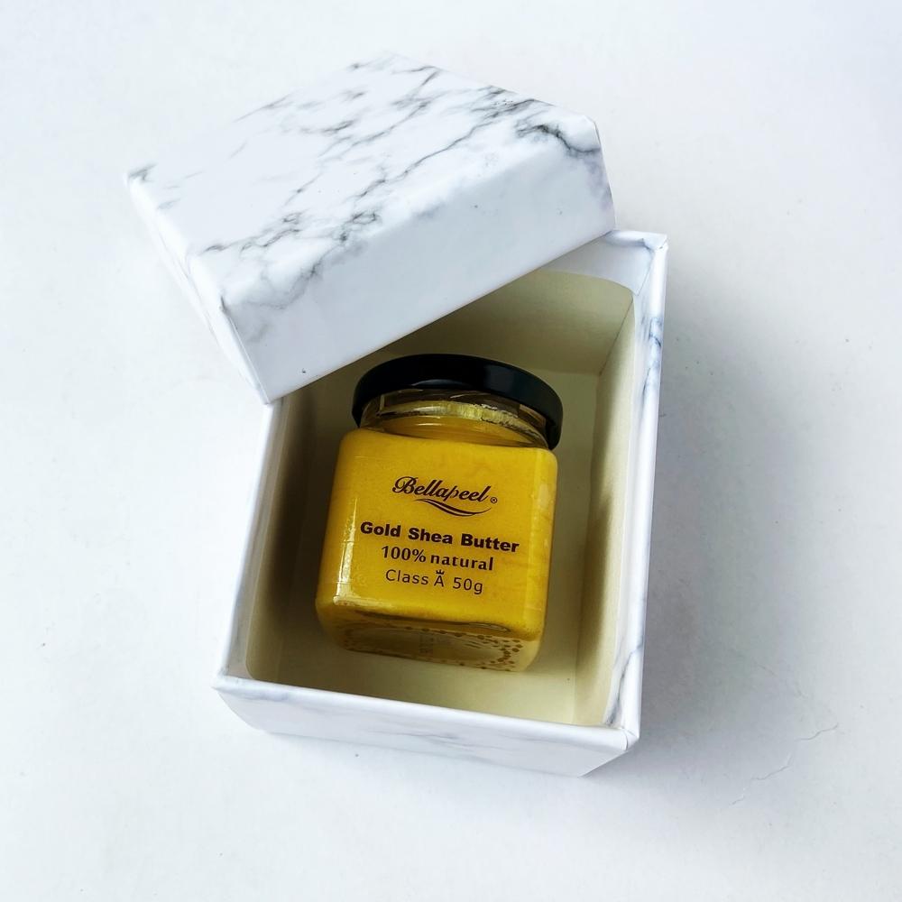 Bellapeel蓓拉佩爾非洲黃金乳油木果油50g禮盒精裝版