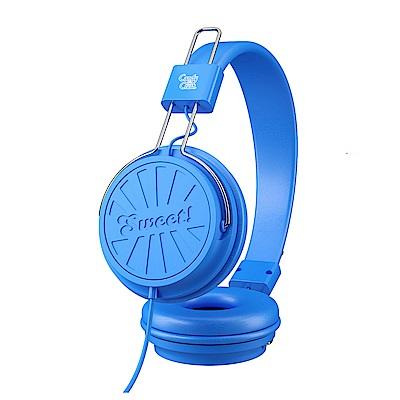 Candy Crush 糖果美眉耳罩頭戴式音樂耳機麥克風