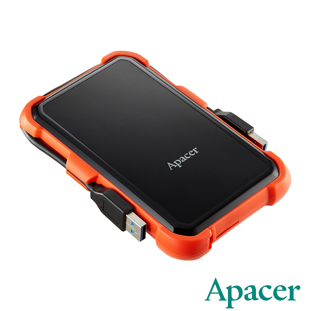 Apacer AC630 1TB USB3.1 2.5吋行動硬碟