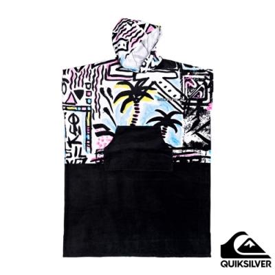 【QUIKSILVER】HOODY TOWEL 浴巾衣