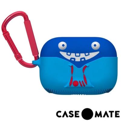 美國 CASE●MATE AirPods Pro 可愛怪物保護套 - 有點白爛的崔基