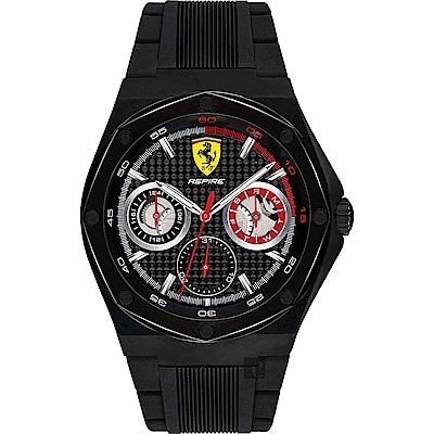 Scuderia Ferrari 法拉利 奔馳日曆手錶(FA0830538)-42mm