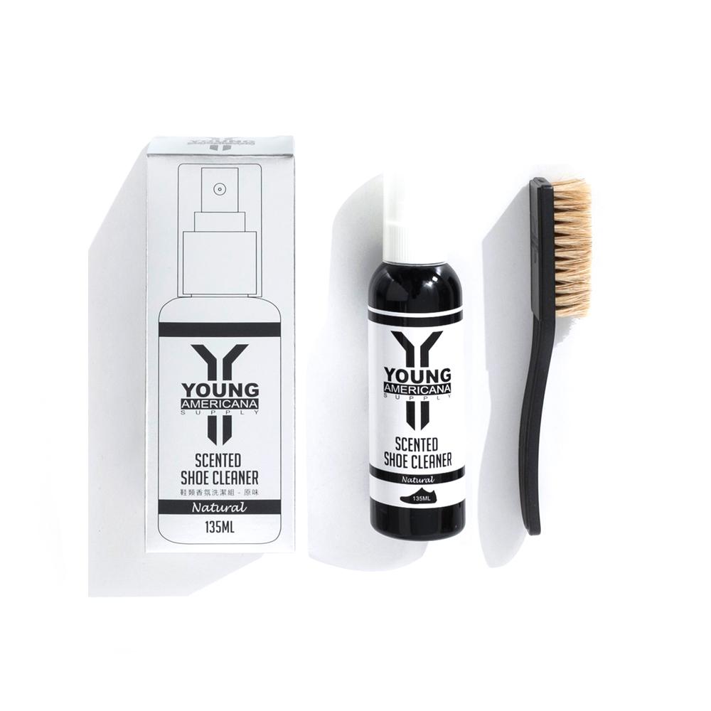 Y.A.S 美鞋神器 鞋類香氛洗潔組-原味(肥皂香)