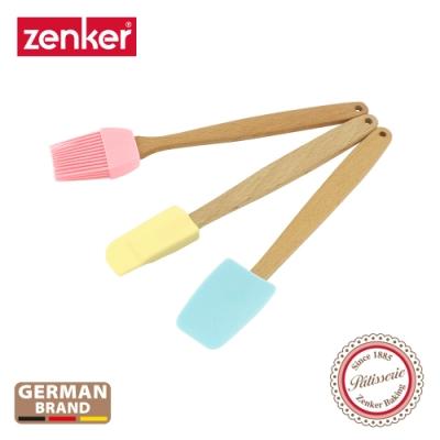 德國Zenker 3入迷你矽膠工具