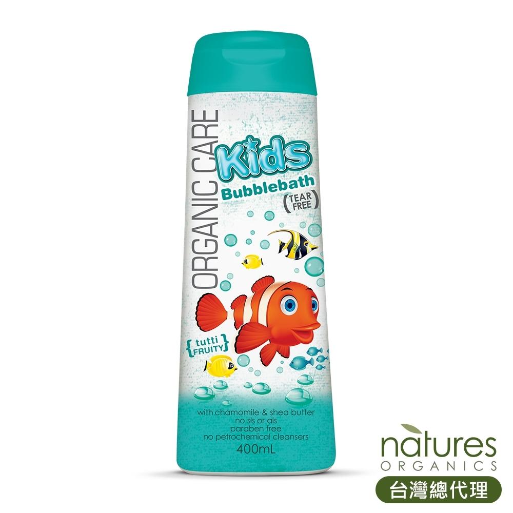 澳洲Natures Organics 植粹兒童泡泡洗髮沐浴露(Bubble)400ml