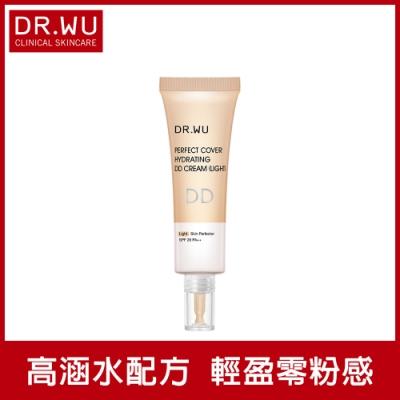 DR.WU超完美保濕DD霜SPF 28 40ML 01明亮色