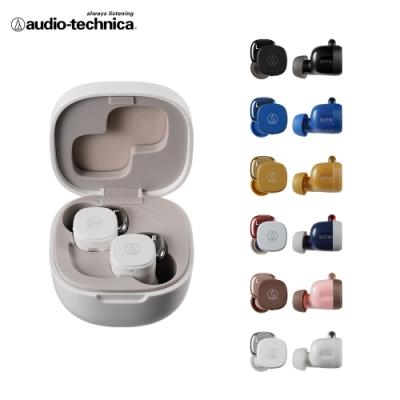 鐵三角 ATH-SQ1TW 真無線耳機-白色