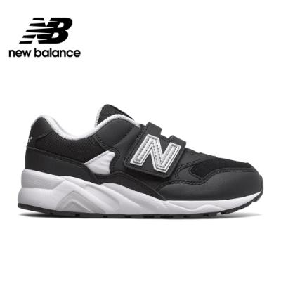 【New Balance】童鞋_中性_黑色_YV580EBK-W楦