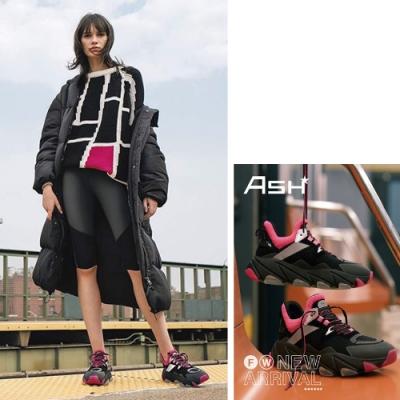 [時時樂限定]ASH-時尚潮流復古增高休閒鞋 多款均一價