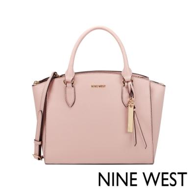 NINE WEST GOTG扇形貝殼通勤包-淡粉色(106306)
