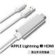 蘋果iPhone Lightning 轉HDMI數位影音轉接線 product thumbnail 1