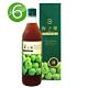 健康酸甜好滋味 台糖梅子醋6瓶/箱(添加果寡醣;600ml/瓶) product thumbnail 1