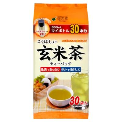 國太樓 德用經濟包-玄米茶(90g)