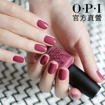 OPI 官方直營.極光莓果指甲油-NLI64.奇幻冰島系列