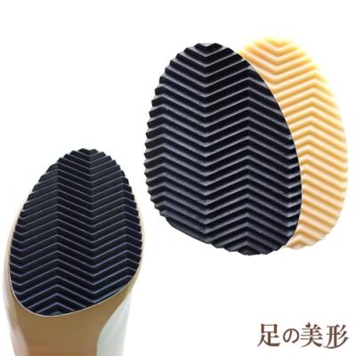 足的美形 台灣製3M圓頭鞋底防滑貼 (3雙)