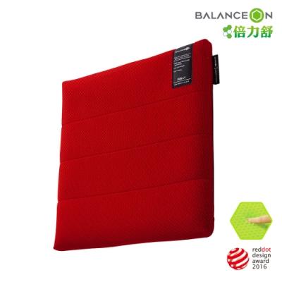 倍力舒 BalanceOn 蜂巢凝膠健康坐墊-紅色(M號)