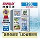 SANLUX台灣三洋 125L 一級雙門電冰箱 SR-C125B1 product thumbnail 1