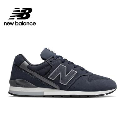 【New Balance】復古鞋_中性_丈青_CM996RC-D