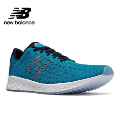 New Balance輕量跑鞋_男_藍綠_MZANPDO-2E