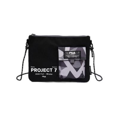 FILA #Project 7 側肩包-迷彩 BMU-5617-KK