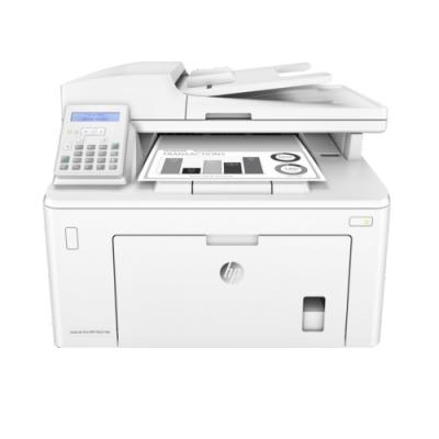 HP LaserJet Pro M227fdn 雙面雷射傳真複合機(福利品)