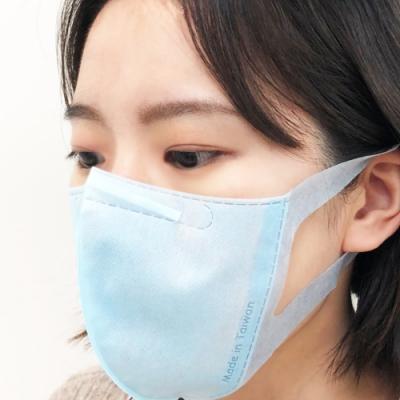 Amber PTFE薄膜立體型口罩(1入)