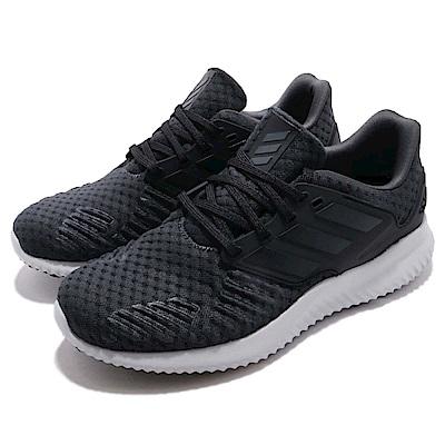 adidas 慢跑鞋 Alphabounce 低筒 運動 男鞋