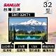 SANLUX 台灣三洋 32型 液晶顯示器 SMT-32KT1 不含視訊盒 product thumbnail 1