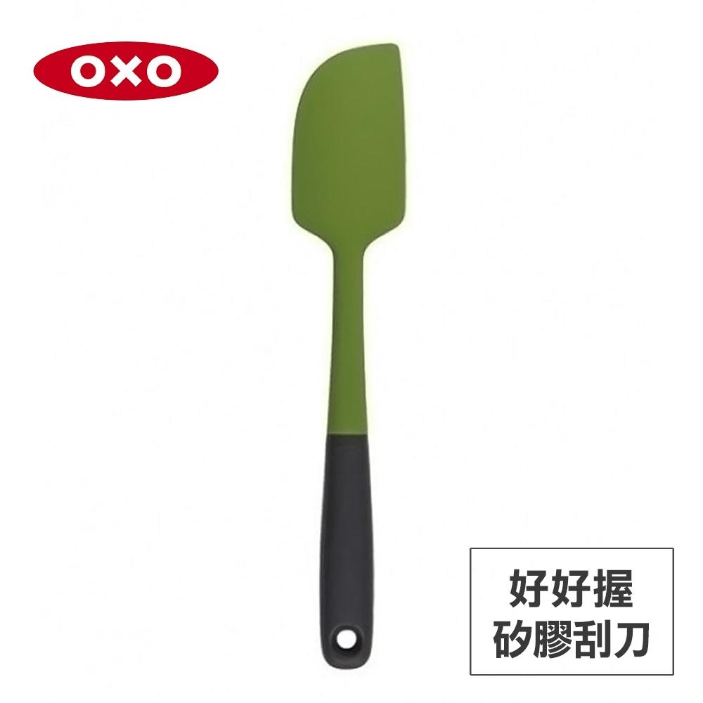 美國OXO 好好握矽膠刮刀(三色任選)(快) product image 1