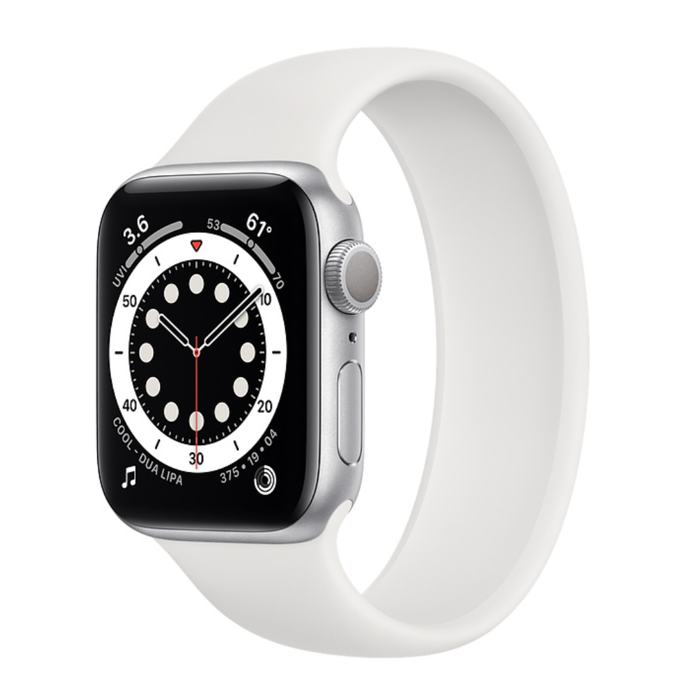 Apple Watch S6 GPS版 40mm 鋁錶殼配運動錶帶