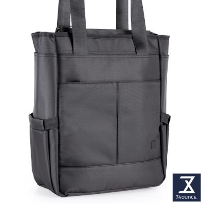 74盎司 U系列 直式手提後背兩用包[G-1044-U-M]黑