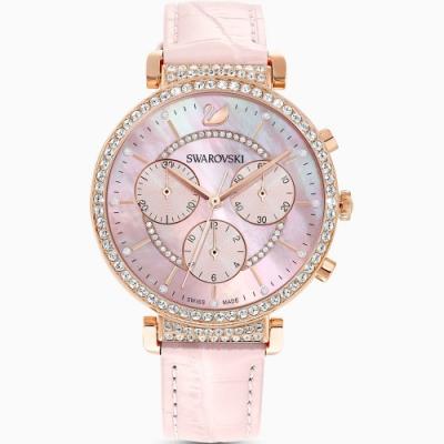 SWAROVSKI 施華洛世奇 PASSAGE CHRONO 計時腕錶 5580352