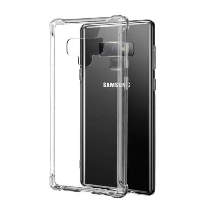 三星 samsung Galaxy Note 9 透明 四角防摔氣囊 手機殼-Galaxy Note 9 透明*1