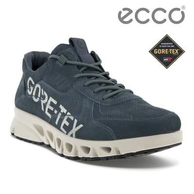 ECCO MULTI-VENT M 全方位城市戶外運動休閒鞋 男鞋 藍色