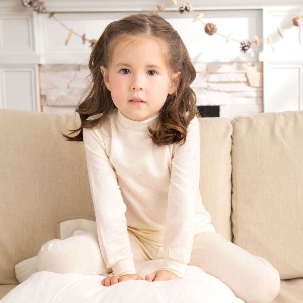 奇哥 功能布長褲-美膚保暖纖維 2-4歲 (2色選擇)