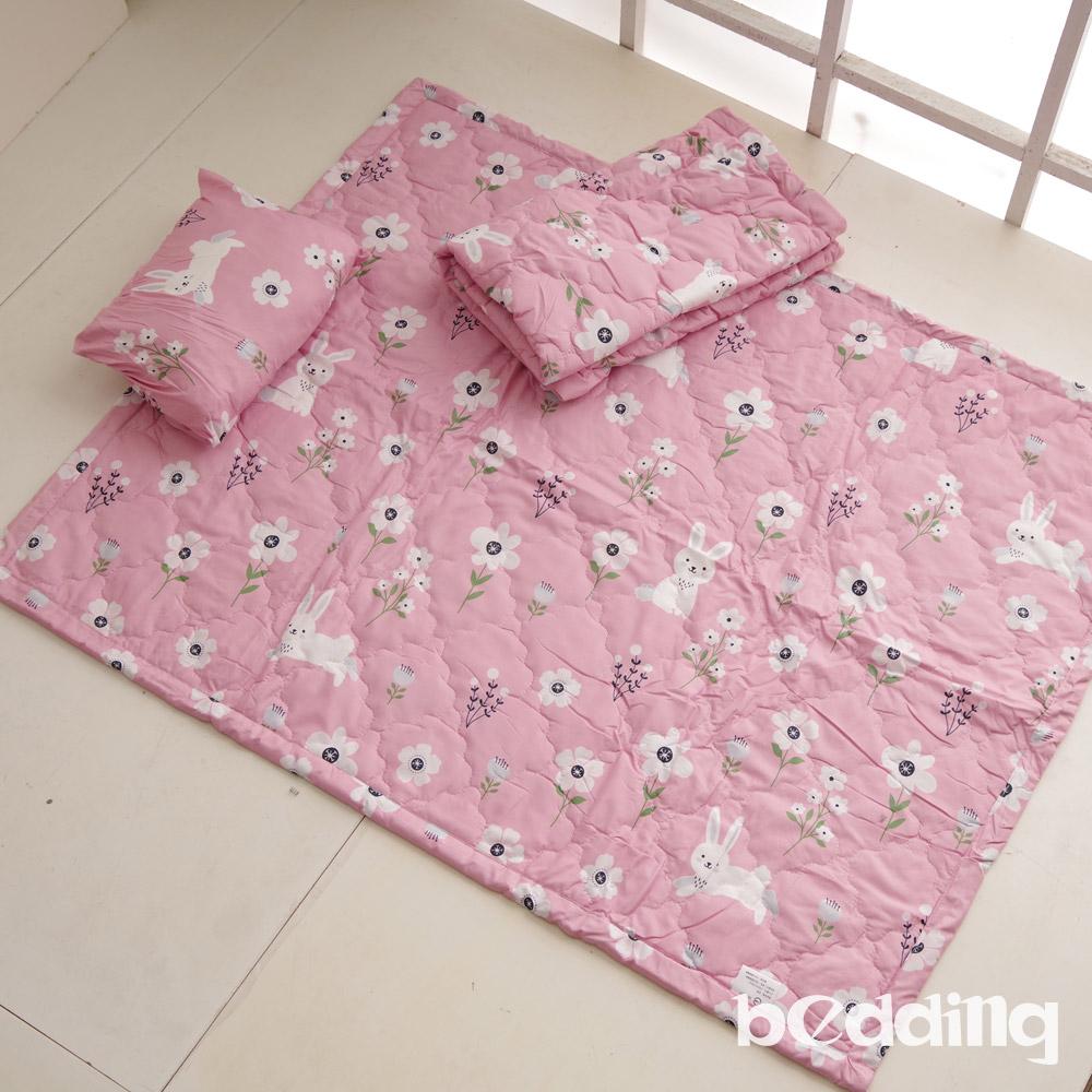 BEDDING--多款-幼稚園必備-兒童鋪棉睡墊三件組