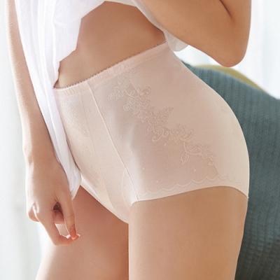 蕾黛絲-高腰修飾褲 M-EL 梅粉