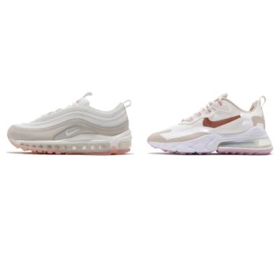 Nike W Air Max 97 270 React 女鞋 氣墊 舒適 避震 2色單一價 CU9333100 CT1904100