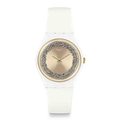 Swatch THINK FUN系列 SPARKLELIGHT 耀眼光芒手錶