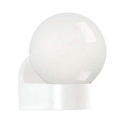 EGLO現代水晶球型玻璃壁燈(不含燈泡)