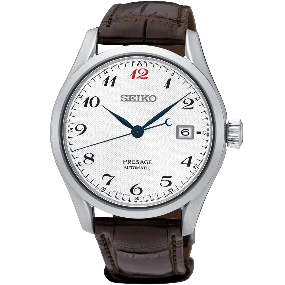 SEIKO精工 Presage 6R15百年經典機械錶(SPB067J1)-40.5mm