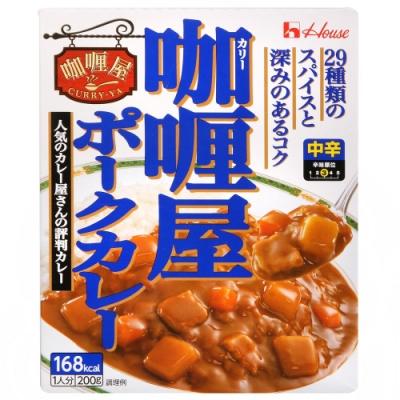 House 咖哩屋咖哩調理包-豬肉(200g)