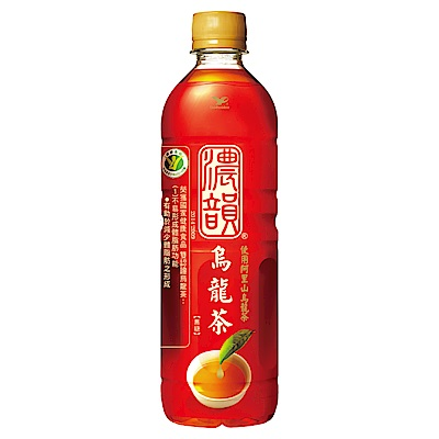 (活動)無糖濃韻烏龍茶(600mlx24入)