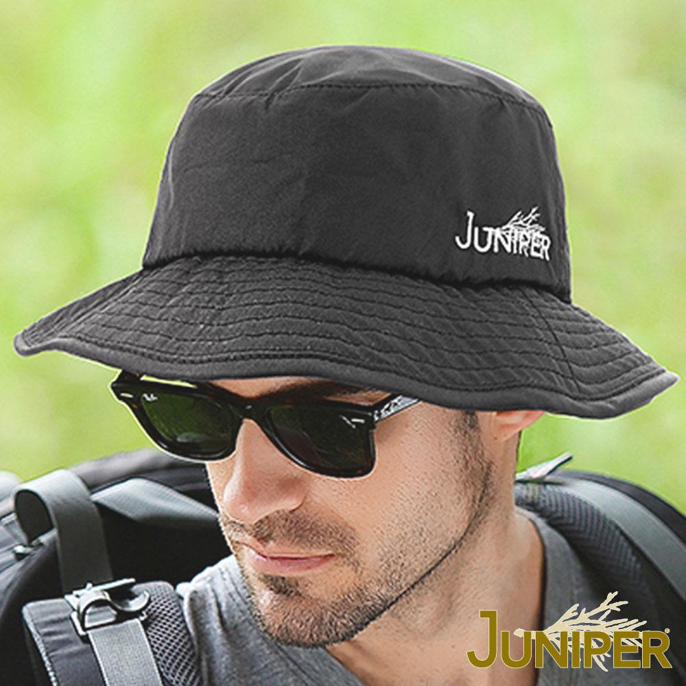 JUNIPER 抗UV防潑水可收納防曬遮陽漁夫帽