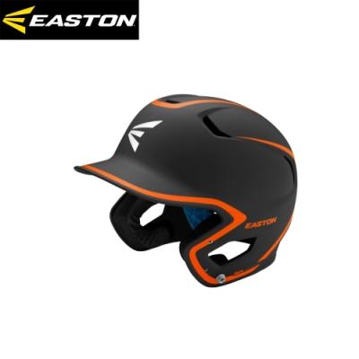 EASTON Z5 2.0 MATTE 2TONE 進口打擊頭盔 黑橘 A168-508
