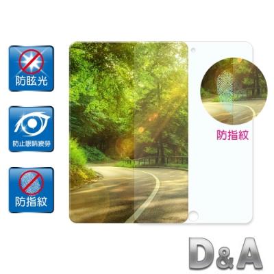 D&A Apple iPad (10.2吋/2019)日本膜AG螢幕貼(霧面防眩)