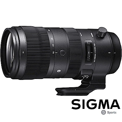 SIGMA 70-200mm DG OS HSM Sports (公司貨)
