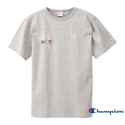 Champion Rochester刺繡印花短T(灰色)